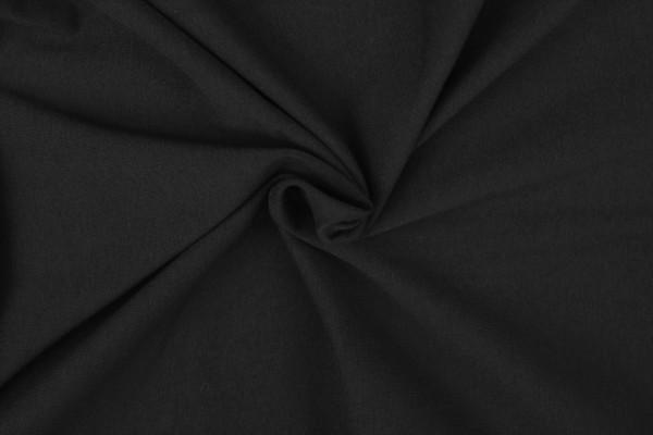 Bambus-Jersey-Schwarz