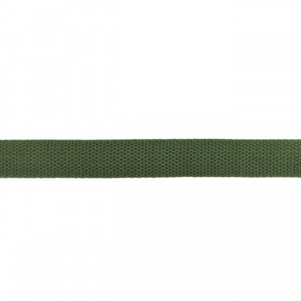 Gurtband-25 mm-Polypropylen-Army