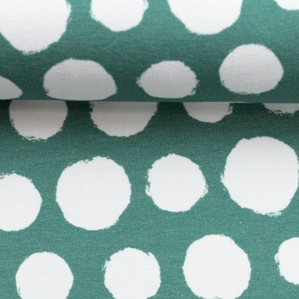Sweat-Torsten-Punkte-Grün