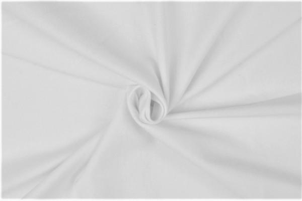 Bambus-Jersey-Weiss