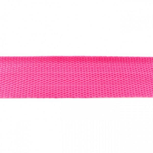 Gurtband-40 mm-Polypropylen-Pink