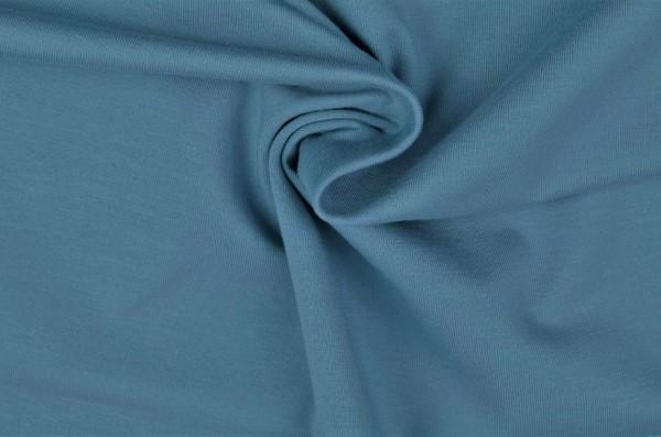 Bambus-Jersey-Blau