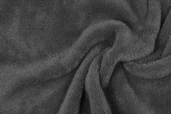 Wellness Fleece-Struppy-Dunkelgrau