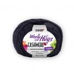 Woolly Hugs-Cashmere-Schwarz