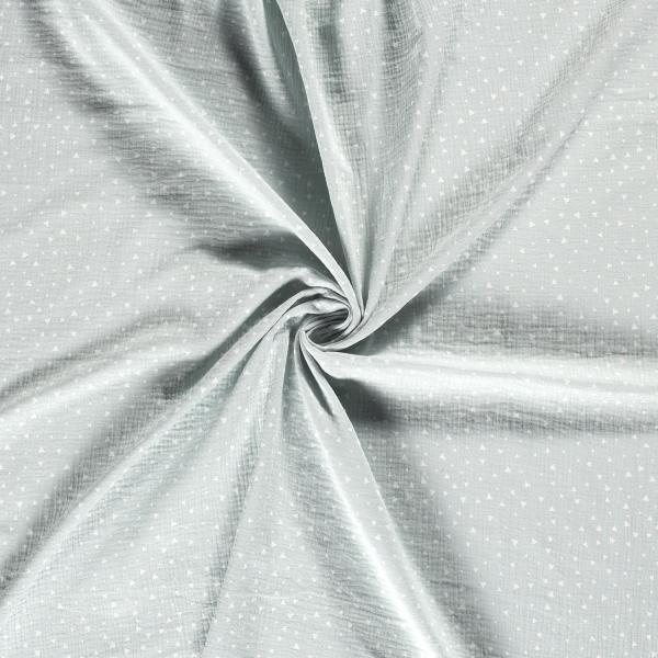 Musselin-Bärbel-Dreiecke-Minze