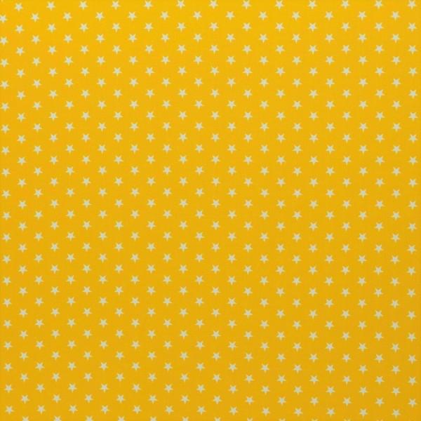Baumwolle-Carrie-Sterne-Gelb