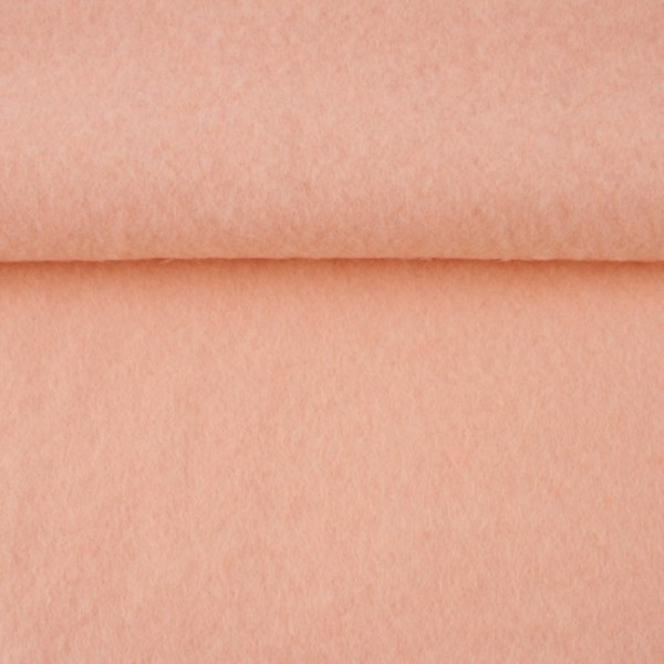 1,5 mm Filz-Kerstin-20 cm x 30 cm Platten-Lachs