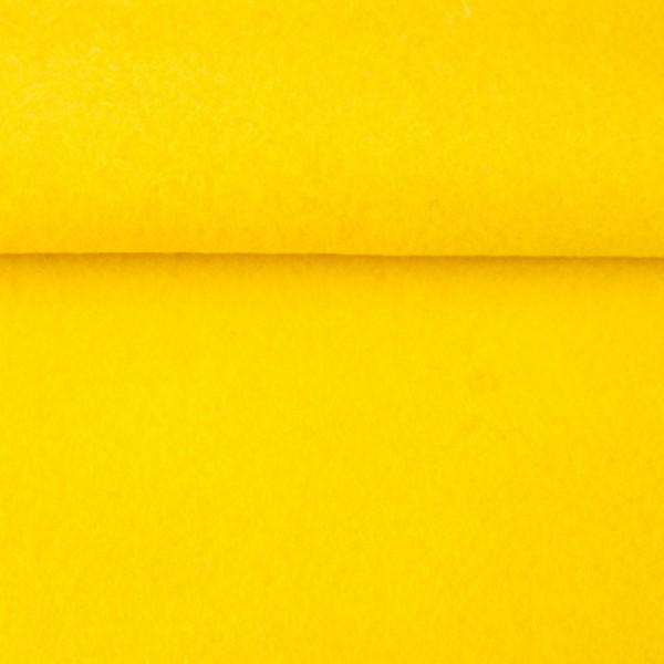 1,5 mm Filz-Kerstin-20 cm x 30 cm Platten-Gelb