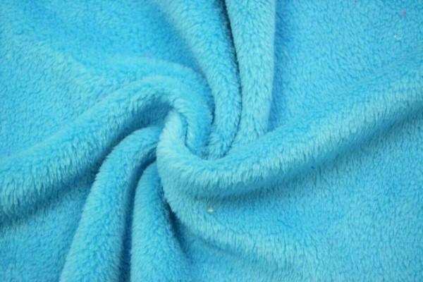 Wellness Fleece-Struppy-Türkis