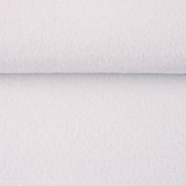 5,0 mm Filz-Carsten-22 cm x 25 cm Platten-Weiß