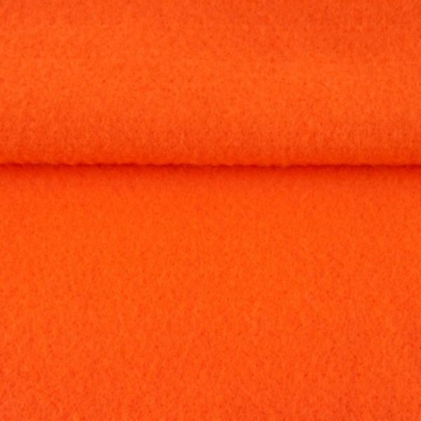 1,5 mm Filz-Kerstin-20 cm x 30 cm Platten-Orange