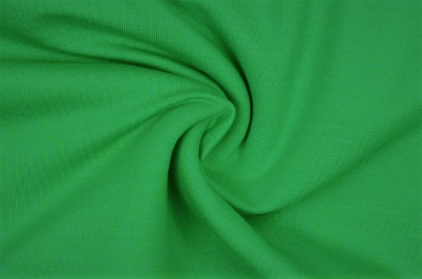 Bambus-Jersey-Apfelgrün