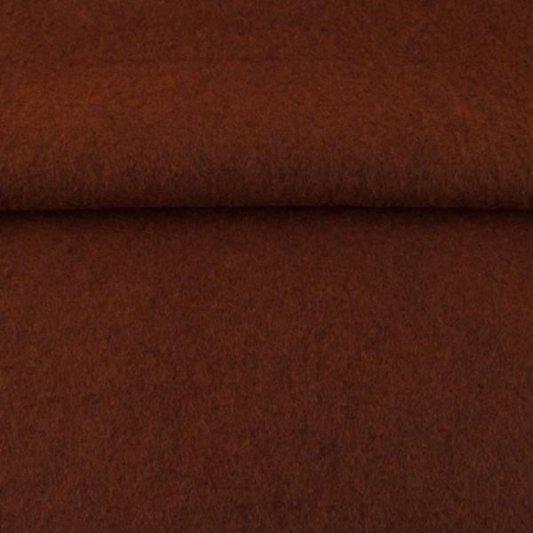 1,5 mm Filz-Kerstin-20 cm x 30 cm Platten-Choco