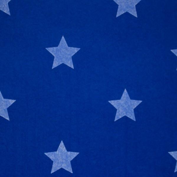 3,0 mm Filz-Stars-90 cm breit-Kobalt