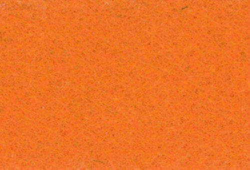 1,5 mm Filz-Kerstin-45 cm breit-Orange