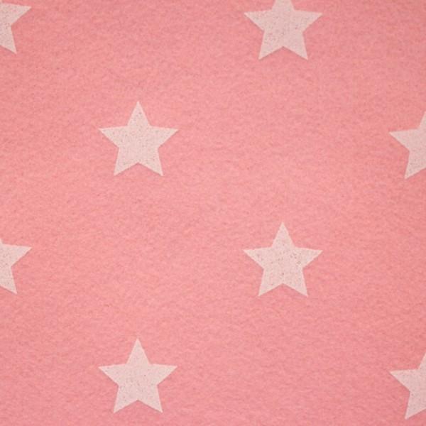3,0 mm Filz-Stars-90 cm breit-Rosa