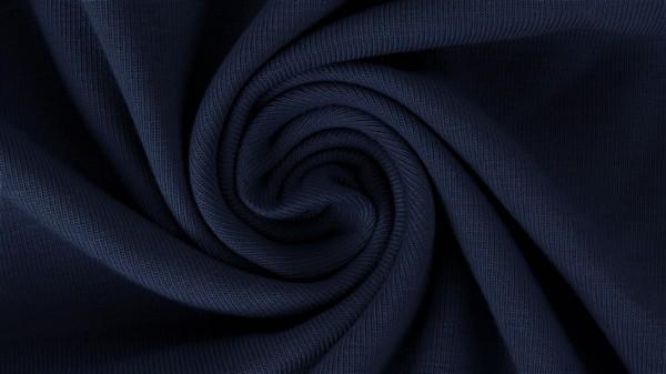 Jersey-Yara-Halbe Breite-Stahlblau