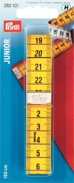 Maßband Junior, 150cm/cm