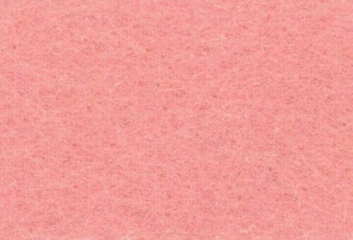 3,0 mm Filz-Philipp-45 cm breit-Rosa