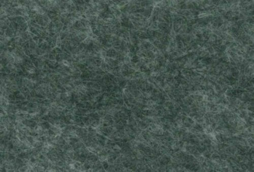 3,0 mm Filz-Philipp-45 cm breit-Dunkelgrau meliert