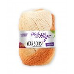 Wolly Hugs-Years Sock- Verlaufsgarn-September