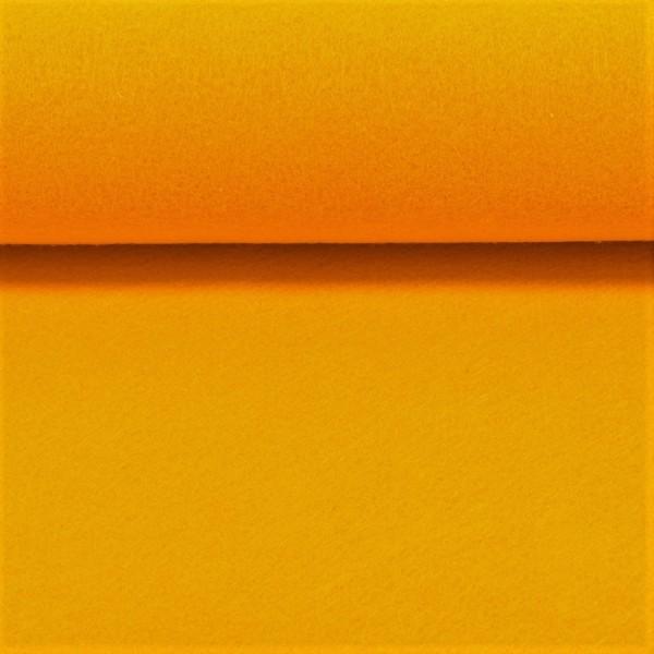 5,0 mm Filz-Carsten-22 cm x 25 cm Platten-Gelb