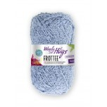Woolly Hugs-Frottee-Babyblau