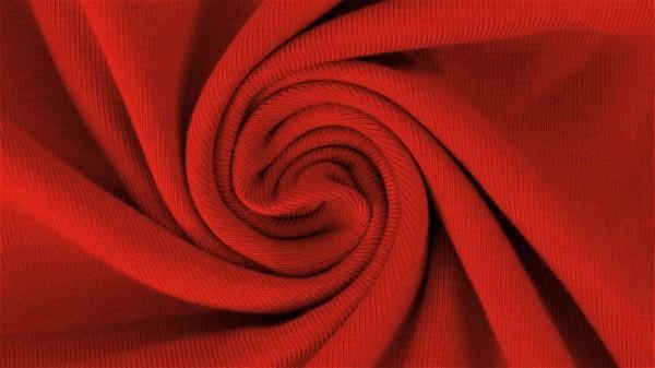 Jersey-Yara-Halbe Breite-Rot
