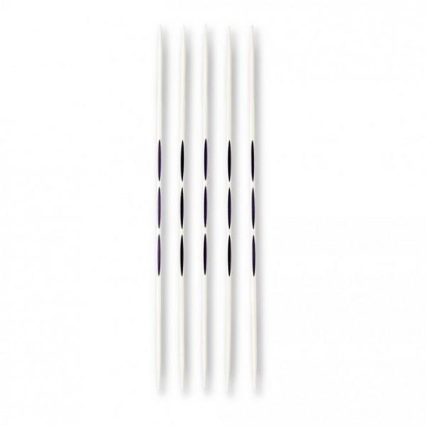 Strumpfstricknadel prym.ergonomics, Carbon Technology, 20cm, 2,00mm