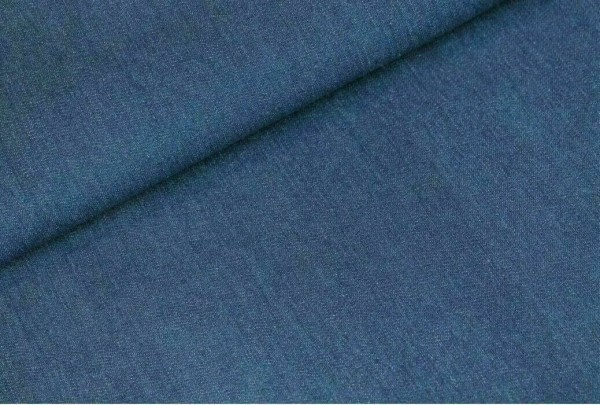 Jeansstoff-12 ounce-Blau