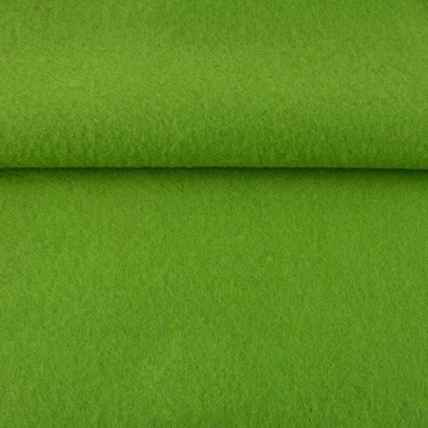 1,5 mm Filz-Kerstin-20 cm x 30 cm Platten-Lime dunkel