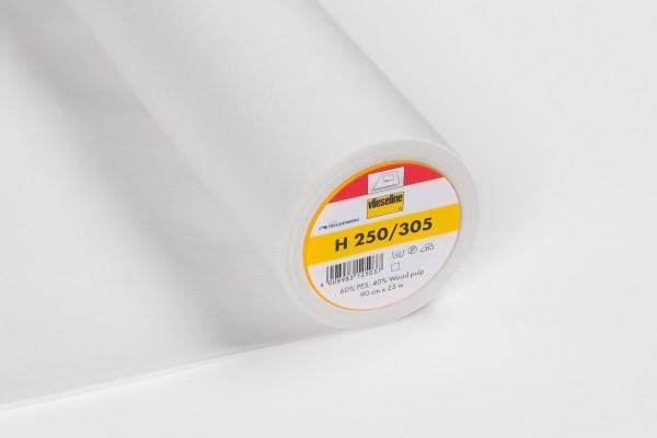 Bügeleinlage-H250-Weiss