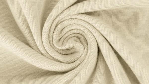 Jersey-Yara-Halbe Breite-Off Weiß