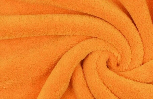 Wellness Fleece-Struppy-Orange