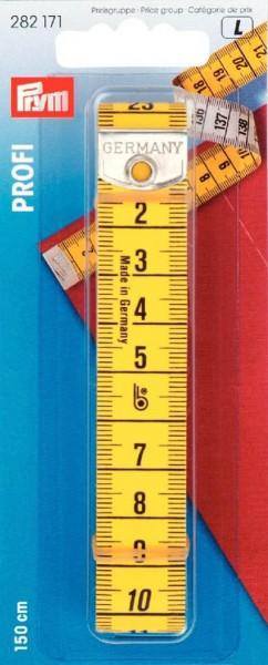 Maßband Profi mit Öse, 150cm/cm