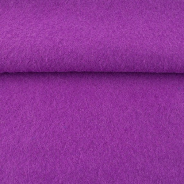 1,5 mm Filz-Kerstin-20 cm x 30 cm Platten-Violett