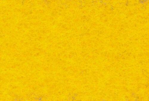 3,0 mm Filz-Philipp-90 cm breit-Gelb