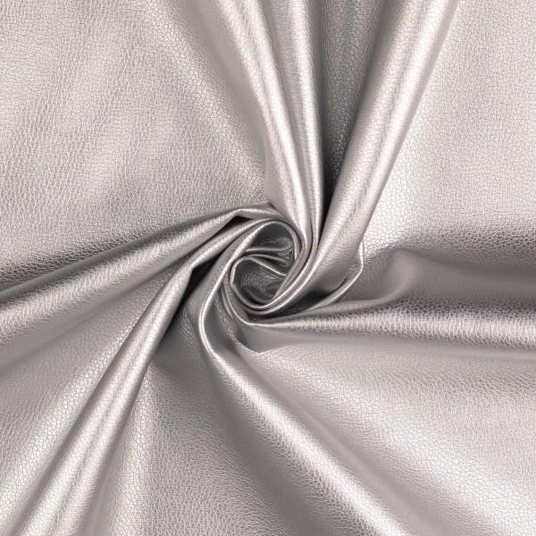 Kunstleder-Nena-Silber