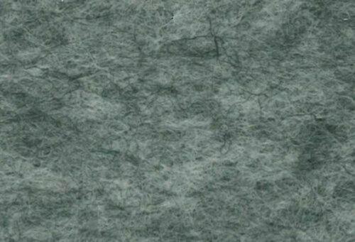 3,0 mm Filz-Philipp-45 cm breit-Hellgrau meliert
