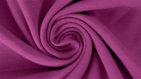 Jersey-Yara-Halbe Breite-Dunkel Violett