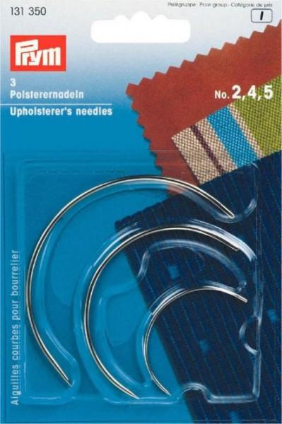 Polsterer-Nadeln, gebogen, sortiert