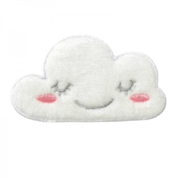 Aufbügler & Applikation-Wolke