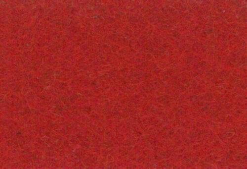 1,5 mm Filz-Kerstin-45 cm breit-Rot
