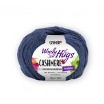Woolly Hugs-Cashmere-Blau