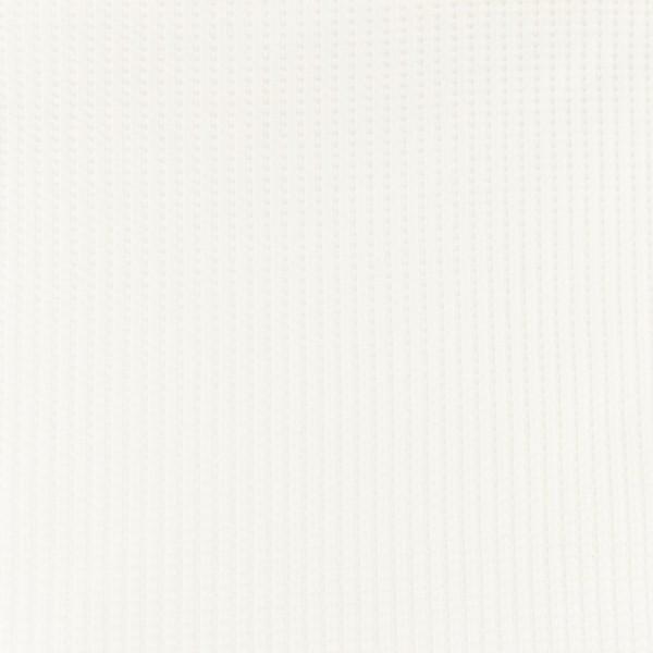 Waffel-Jersey-Snoozy-Weiß