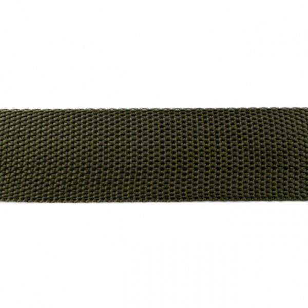 Gurtband-40 mm-Polypropylen-Army