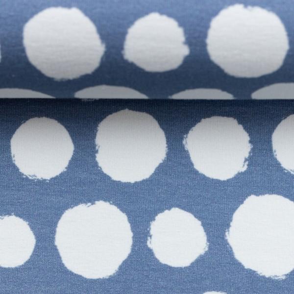 Sweat-Torsten-Punkte-Blau