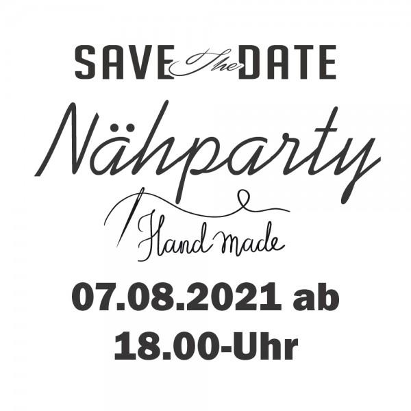 Nähparty-07.08.2021